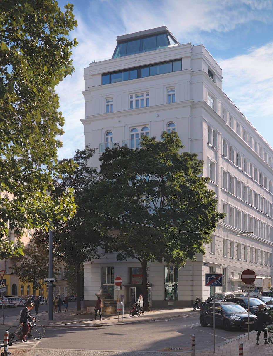 Stix + Partner Rahlhof Residences